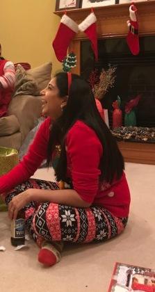 Sheetal Christmas solo
