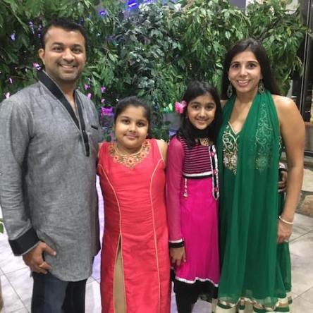 Sheetal Family